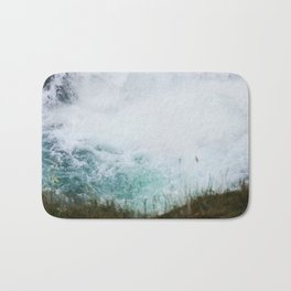 Ice cold Bath Mat