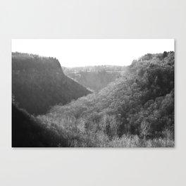 Letchworth Canvas Print