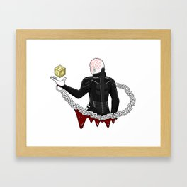 Pinhead Lives! Framed Art Print