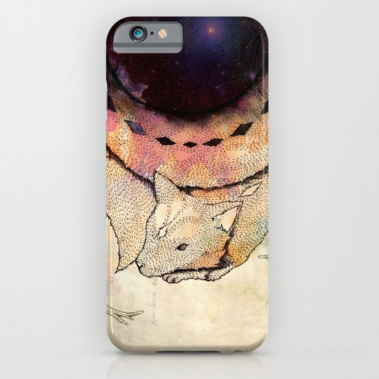 Black Hole in the Woods iPhone & iPod Case
