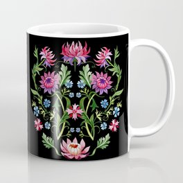 Medici Midnight Garden Renaissance Coffee Mug