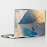 pyramid Laptop & iPad Skins featuring Pyramid by Cameron Booth
