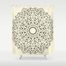 Mandala 6 Shower Curtain