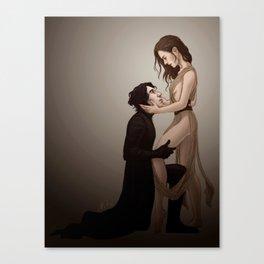 Reylo Canvas Print