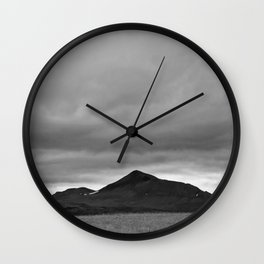 Black Rock Wall Clock