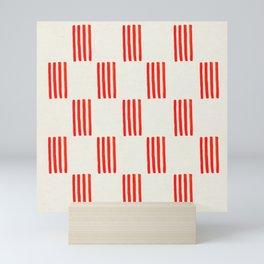 Formation II Mini Art Print