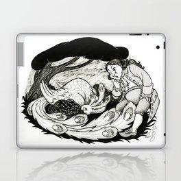 Bird in the Bush Laptop & iPad Skin