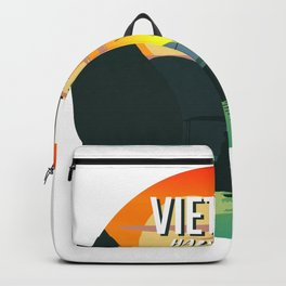 Vietnam Halong Bay Tourist Gift Backpack