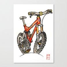 Turner 5spot color Canvas Print