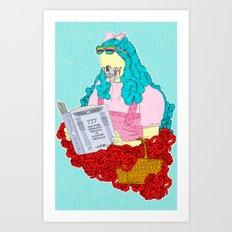 Dorothy Gale III Art Print