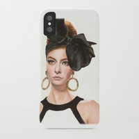moschino iPhone & iPod Cases featuring Moschino Fall 2012 by Studio K Martin