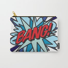 Comic Book Pop Art BANG Carry-All Pouch