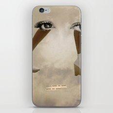 Keep Forward iPhone & iPod Skin