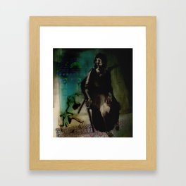 Hapou Framed Art Print