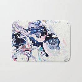 Paint Puddle #07 Bath Mat