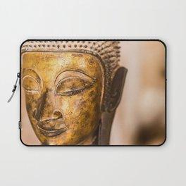 Wat Si Saket Buddhas VIII, Vientiane, Laos Laptop Sleeve