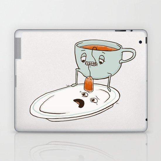 Tea Baggin' Laptop & iPad Skin