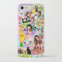90s iPhone & iPod Cases featuring 90s, childhood. by eriicms