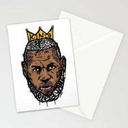 King J Stationery Cards