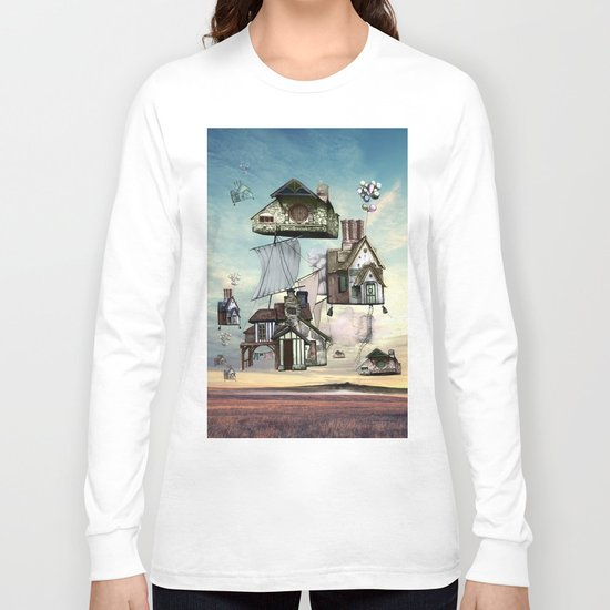 house Long Sleeve T-shirt