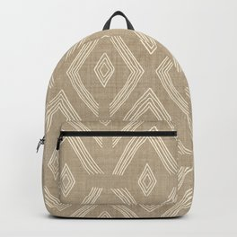 Birch in Tan Backpack