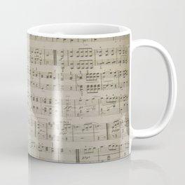 Menuetto Coffee Mug