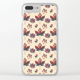 Fall into a Warm Vagina Clear iPhone Case