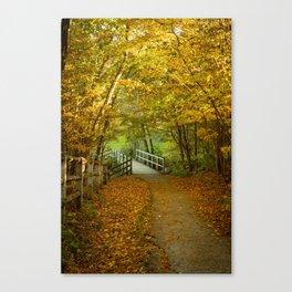 Autumn Wonder Canvas Print