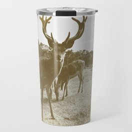 Deer Family Travel Mug