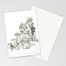 Mermaids (Wonderful Mess Series) Stationery Cards