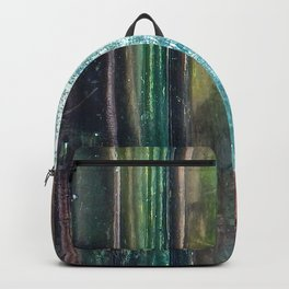 Glass From The Past Backpack