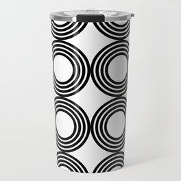 Geometric Pattern 02A Travel Mug