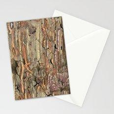 Peeling Worm Wood Stationery Cards