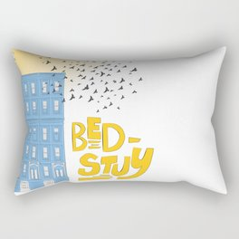 Bed-Stuy Rectangular Pillow
