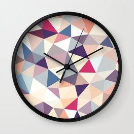Plumtree Tris Wall Clock