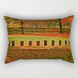 """""""Unknown"""" Union Soldiers Rectangular Pillow"""