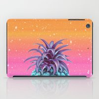 pineapple iPad Cases featuring Pineapple by Danny Ivan