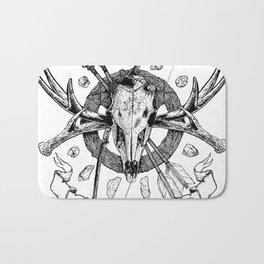 Spiritual Warrior Bath Mat