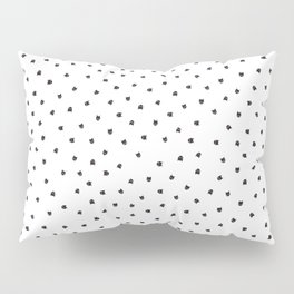 Black Cats Polka Dot Pillow Sham