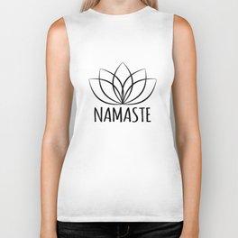 Namaste Gift Biker Tank