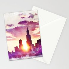 Chi Town Stationery Cards
