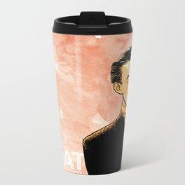 What Would Algy Do? Metal Travel Mug