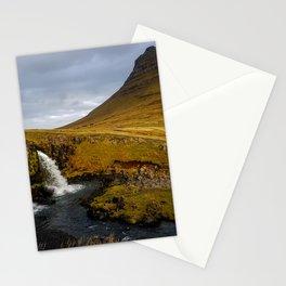 Kirkjufell. Stationery Cards