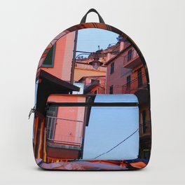 Sunset Pink Backpack