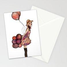 Le Ballon // Birthday III Stationery Cards