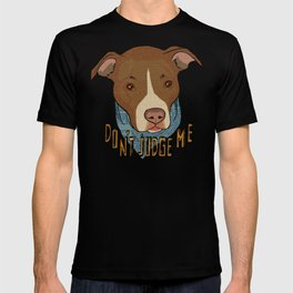 Pit bull Pride T-shirt