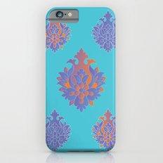 Shah-Abbasi Flower (Blue) Slim Case iPhone 6s