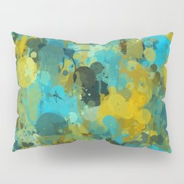 Rhapsody of colors 1. Pillow Sham
