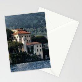 Villa del Balbianello - Lake Como Stationery Cards