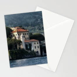 Villa del Balbianello - Lake Como Stationery Cards